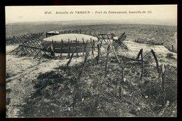 Bataille De Verdun - Fort De Douaumont, Tourelle De 155 - Verdun