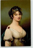 52623262 - Koenigin Luise Von Preussen Sign. Grassi, J. - Vide