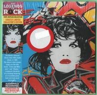 CD 10 TITRES THE MOTELS SHOCK (vinyl Replica) NEUF SOUS BLISTER & RARE - Rock