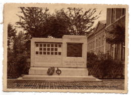 (belgique) Gembloux - Monument Aux Anciens Etudiants De  L'institut Agronomique Morts Pour La Patrie 1948 - Gembloux