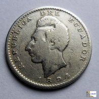 Ecuador - 2 Décimos - 1894 - Ecuador