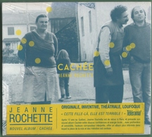 CD 11 TITRES DIGIPACK JEANNE ROCHETTE CACHéE NEUF SOUS BLISTER & TRèS RARE - Jazz