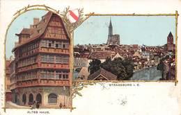 67-STRASBOURG-ALTES HAUS- STRAUSSBURG I.E. - Strasbourg