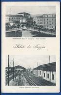 Saluti Da FOGGIA    Ferroviara - Italy