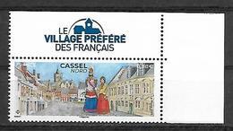 France 2019 - Yv N° 5336 ** - Cassel (village Préféré Des Français) - Francia