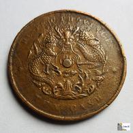 China - Hupeh - 10 Cash - 1902/05 - China