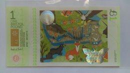 UK Local Currency Bristol £1 Banknote UNC - 1952-… : Elizabeth II