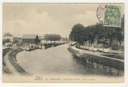 77 - Nemours -          Canal Saint-Pierre  -  Port Au Sable - Nemours