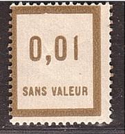 FRANCE FICTIF  : N° F23 TIMBRE NEUF SANS TRACE DE CHARNIERE (Semeuse) - Fictifs