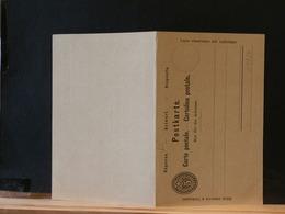 A9734    CP SUISSE AVEC REPONSE  XX - Interi Postali