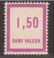 FRANCE FICTIF  : N° F51 TIMBRE NEUF SANS TRACE DE CHARNIERE (Mazelin) - Fictifs
