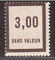 FRANCE FICTIF  : N° F53 TIMBRE NEUF SANS TRACE DE CHARNIERE (Gandon) - Fictifs