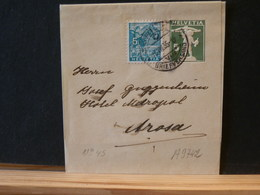 A9742   BANDE DE JOURNAUX  SUISSE  1935 - Interi Postali