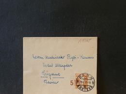 A9745   BANDE DE JOURNAUX  SUISSE  1921 - Interi Postali