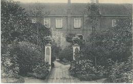 GAVERE : Pensionnat De La Visitation - Entrée Du Jardin - Cachet De La Poste 1919 - Gavere
