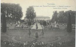 VILVORDE - VILVOORDE : Chateau Des Trois-Fontaines - Jardin Francais - Vilvoorde