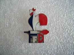 Pin's Fédération Française De Darts - Badges