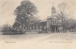 Postcard Kew Church By Chas Barker Of Richmond Upon Thames My Ref  B13436 - London Suburbs