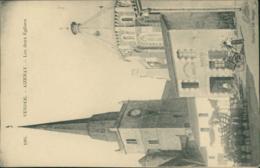 85 AIZENAY / Les Deux églises / - Aizenay