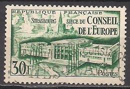 Frankreich  (1952)  Mi.Nr.  942  Gest. / Used  (5fe34) - Francia