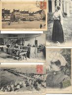 LOT DE 1000 CARTES DE FRANCE DIVERS A VOIR - 500 Cartoline Min.