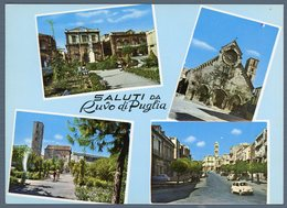 °°° Cartolina N. 113 Saluti Da Ruvo Di Puglia Vedutine Viaggiata °°° - Bari
