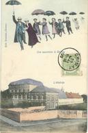 CHIMAY : Une Excursion - Cachet De La Poste 1909 - Chimay