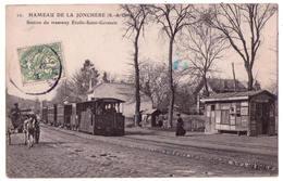 5234 - Hameau De La Jonchère ( Anciennement S. & O. ) 92 - Station Du Tramway Etoile- Saint-Germain -n°10 - E.L.D. - - Frankrijk