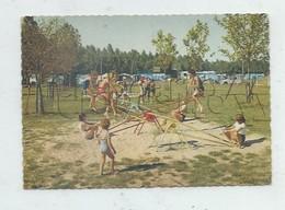 Dordives (45) :  Les Jeux Pour Enfants Du Camping En 1972 (animé) GF. - Dordives