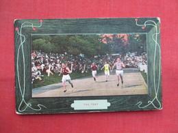 Running  The Test     Ref  3456 - Postcards