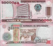 Mozambique 1993 - 50000 Meticais - Pick 138 UNC - Mozambique