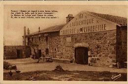 07 - Auberge Sanglande De PEYREBEILLE - La Louvesc