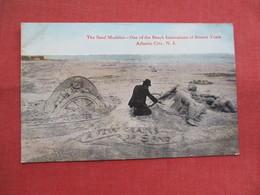 Sand Modeler  - New Jersey > Atlantic City     Ref  3456 - Atlantic City