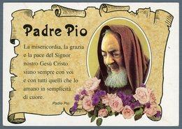 °°° Cartolina N. 116 Padre Pio Da Pietralcina Viaggiata °°° - Bari