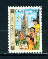 IRELAND  -  2003 St Patrick's Day 50c Used As Scan - 1949-... Republic Of Ireland