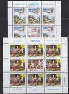 Europa Cept 1995 Yugoslavia 2v 2 Sheetlets ** Mnh (43335) FESTIVAL PRICE - Europa-CEPT