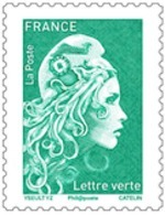 5252** Marianne 2018 - France