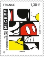 N° 5259** MICKEY - France