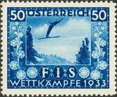 Austria. *Yv 426/29. 1933. Complete Set. VERY FINE. (Michel 551/54)   Yvert 2010: 350 Euros -- Austria. *Yv 426/29. 1933 - Austria
