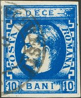 Romania. */ºYv . 1862. Interesting Set Of Classic Stamps From Romania Between 1862 And 1903, Including Many Mint Stamps  - Rumania