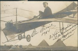 Egypt. COVERYv 36, 38. 1913. 1 M Chestnut And 3 M Orange. Postcard (small Minor Defect) From EL CAIRO To RUTI (SWITZERLA - Egipto