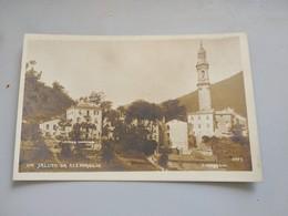 CARTOLINA UN SALUTO DA REZZOAGLIO - Genova (Genoa)
