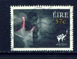 IRELAND  -  2003 Special Olympics 57c Used As Scan - 1949-... Republic Of Ireland