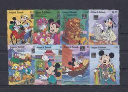MWD-DSN001 MINT PF/MNH ¤ KOMPL. SET / BLOCK OR SHEET ¤ THE WORLD OF WALT DISNEY -- FRIENDS OF WALT DISNEY - Disney