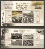 Gambia MNH Limited Edition Set WORLD WAR 2 OPERATION DYNAMO - WW2