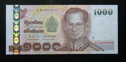 Thailand Banknote 1000 Baht Series 15 P#115 Type2 SIGN#83.2 UNC - Thailand