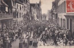 (29) SAINT POL DE LEON . Procession Du Pardon . Le Saint Sacrement - Saint-Pol-de-Léon