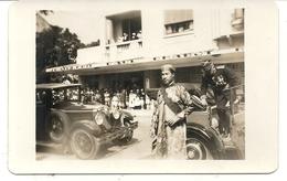 CPA PHOTO . BAO DAI. VISITE A HAIPHONG . 1933 - Vietnam