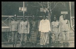 BEIRA - COSTUMES ( Ed. A. C. Vieira)   Carte Postale - Mozambique