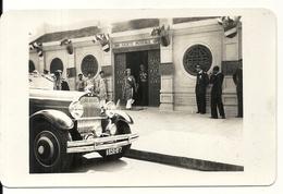CPA PHOTO . BAO DAI. VISITE A HAIPHONG . 1933 - Viêt-Nam